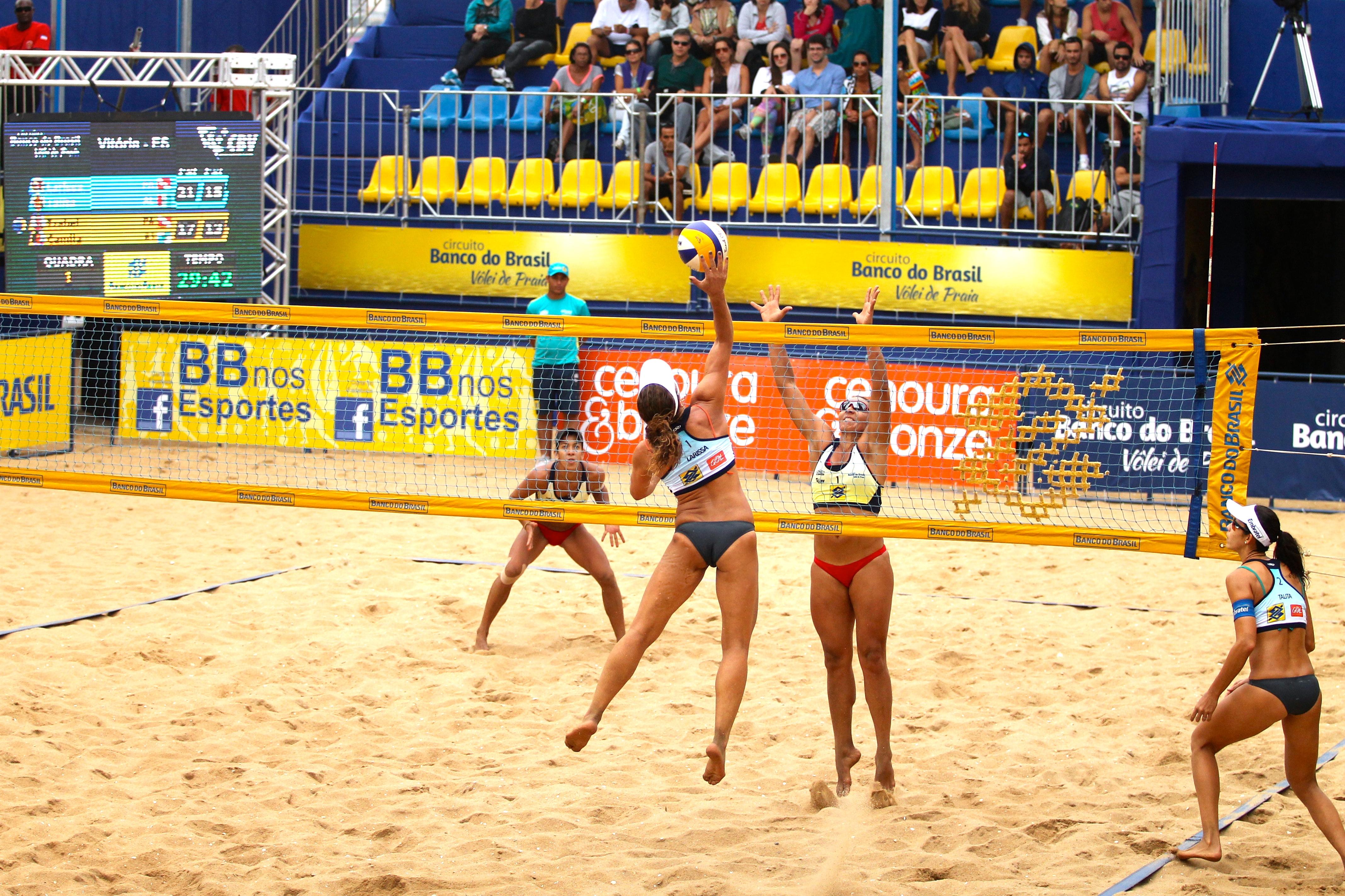 Circuito Banco Do Brasil : Cbv vitória es circuito banco do brasil open