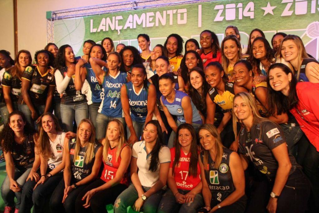 Lançamento Superliga 2014/2015