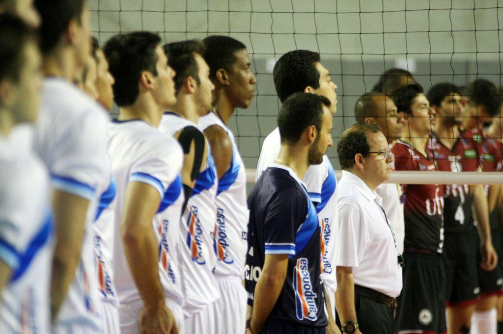 Belo Horizonte (MG) - 25/10/14 - Superliga 14/15 - Minas T.C x UFJF