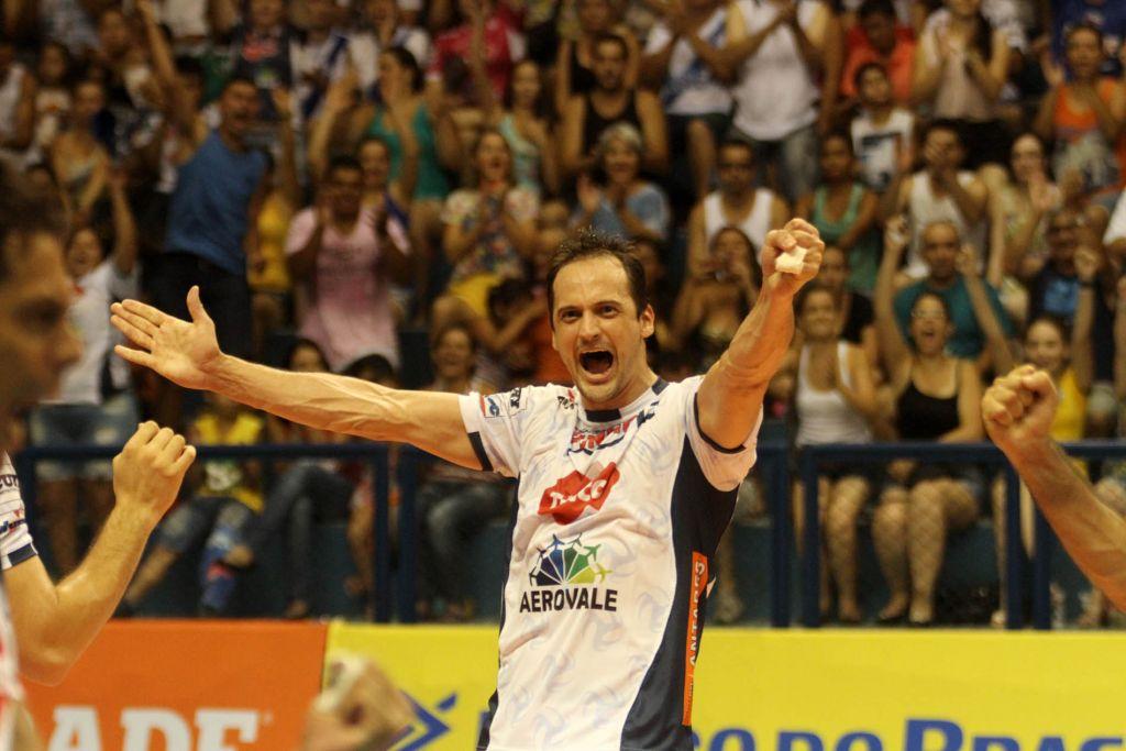 Taubaté(SP) - 10/01/15 - Taubaté/Funvic x Sada Cruzeiro