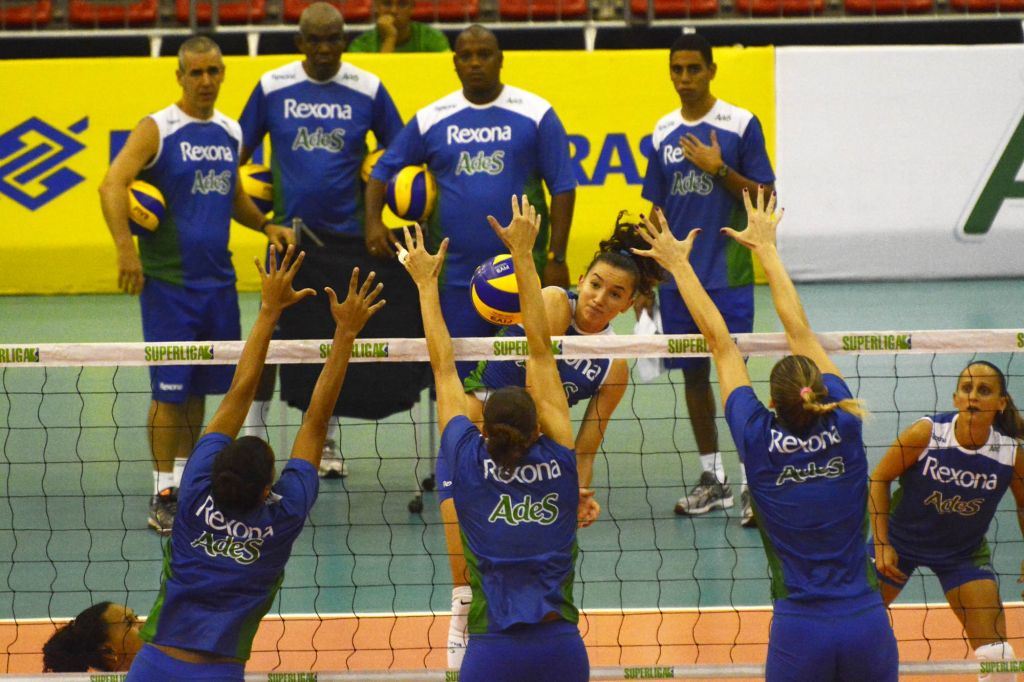 Rio de janeiro (RJ) - 24/04/15 - Treino Rexona/Ades