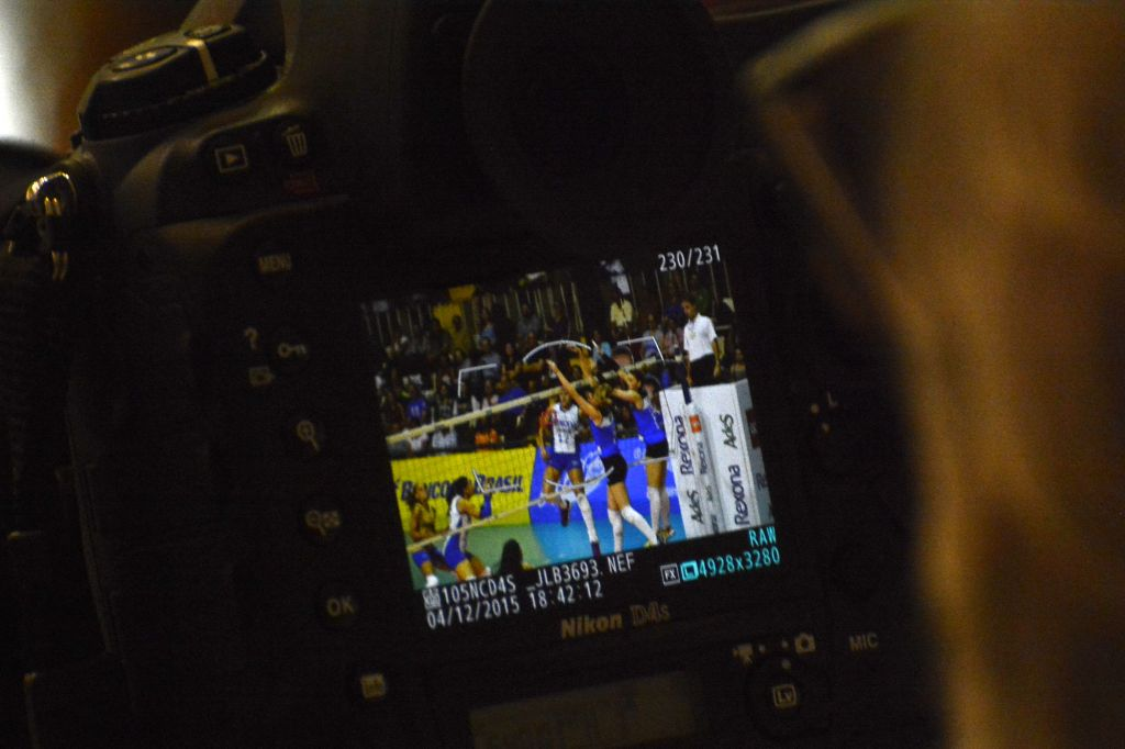 Rio de Janeiro (RJ) - 04/12/15 - Rexona/Ades x E.C.P/KLAR