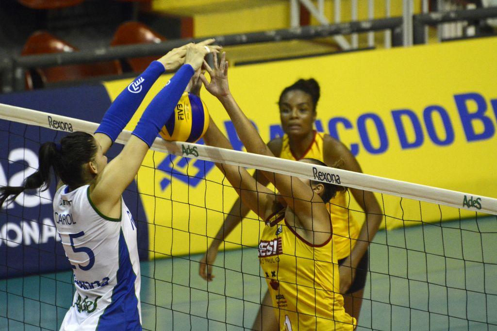 Rio de Janeiro (RJ) - 15/12/15 - Rexona/Ades x Sesi-SP