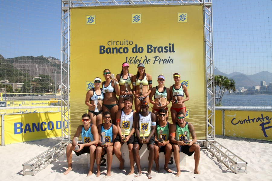 Rio de Janeiro (RJ) - 06.08.2015 - Circuito BB Sub-23