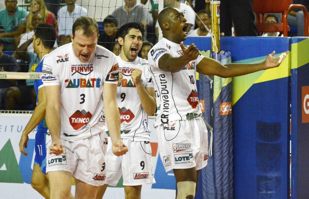 Belo Horizonte (MG) - 20/01/16 - Minas Tênis Clube x Funvic/Taubaté