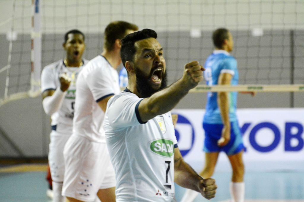 Belo Horizonte (MG) - 13/02/16 - Minas Tênis Clube x Sada Cruzeiro