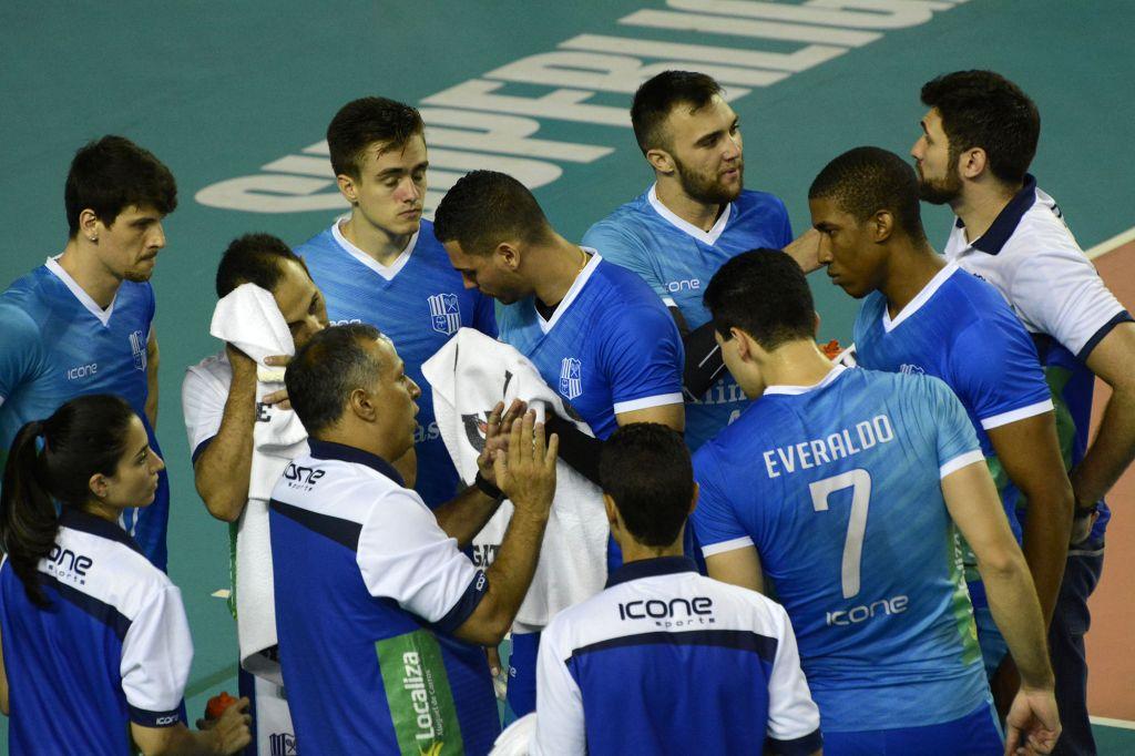 Belo Horizonte (MG) - 27/02/16 - Minas Tênis Clube x Copel Telecom Maringá