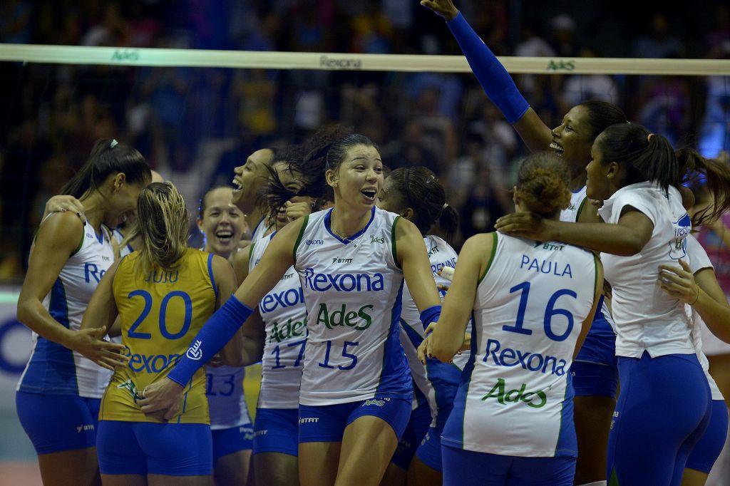 Rio de Janeiro (RJ) - 28/03/16 - Rexona-AdeS x Vôlei Nestlé