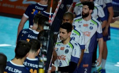 Belo Horizonte (MG) - 29.10.2016 - Superliga masculina - Minas Tênis Clube x Bento Vôlei/Isabela