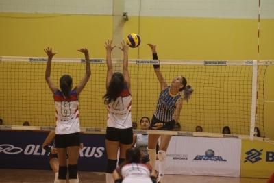 Saquarema (RJ) - 24.11.2016 - CBS Sub19 Feminino 2ª Divisão