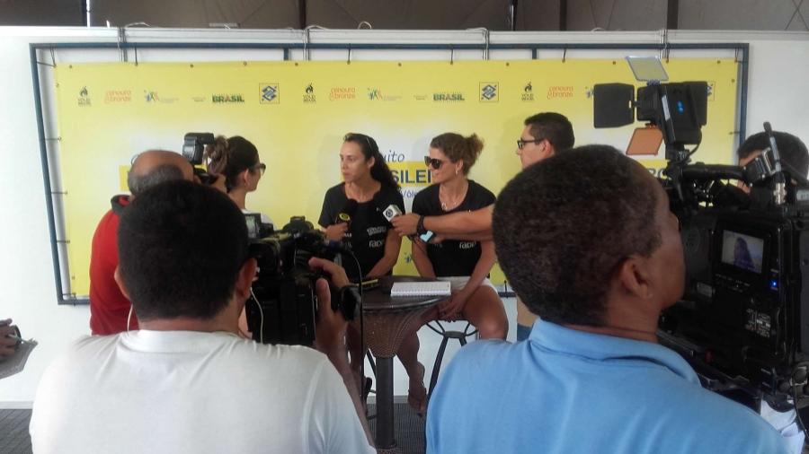 João Pessoa (PB) - 05.05.2016 - Coletiva Superpraia
