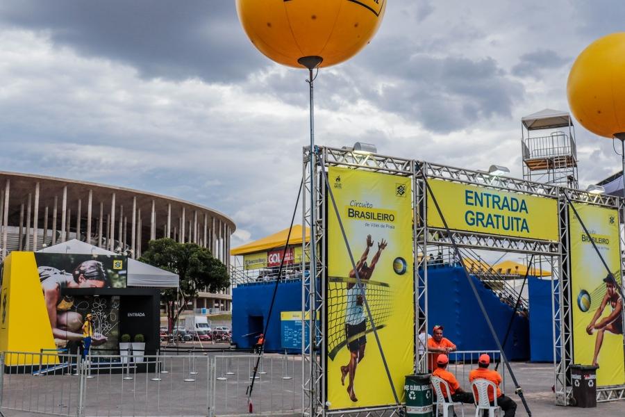 Brasília (DF) - 14.10.2016 - Circuito Brasileio Open