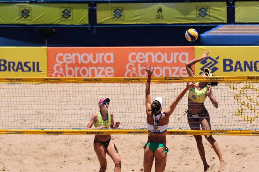 Curitiba (PR) - 18.11.2016 - Torneio Feminino Circuito Brasileiro Open