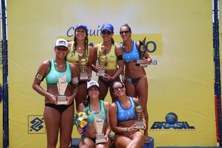 São José (SC) - 11.12.2016 - Finais Circuito Brasileiro Open