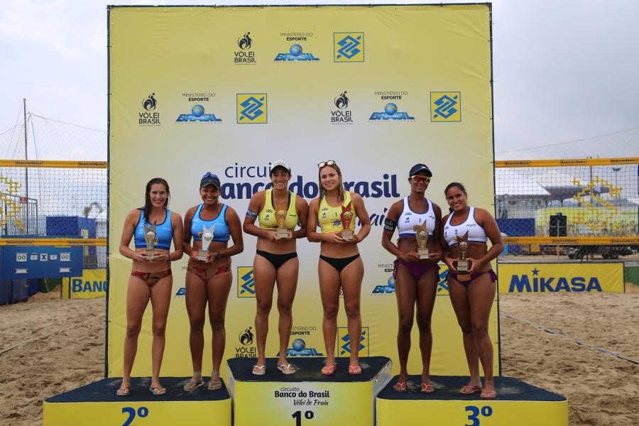 São José (SC) - 08.12.2016 - Circuito BB Nacional