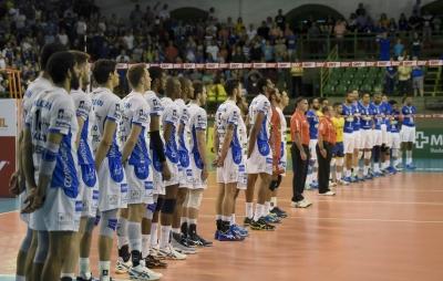 Contagem (MG) - 17.12.2016 - Superliga - Sada Cruzeiro x Funvic Taubaté