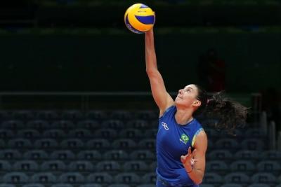Rio de Janeiro (RJ) - 02.08.2016 - Treino da seleção feminina - Jogos Olímpicos 2016