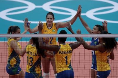 RIO DE JANEIRO (RJ) - 10.08.2016 - JOGOS OLÍMPICOS - BRASIL X JAPÃO