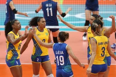 RIO DE JANEIRO (RJ) - 12.08.2016 - JOGOS OLÍMPICOS - BRASIL X CORÉIA DO SUL