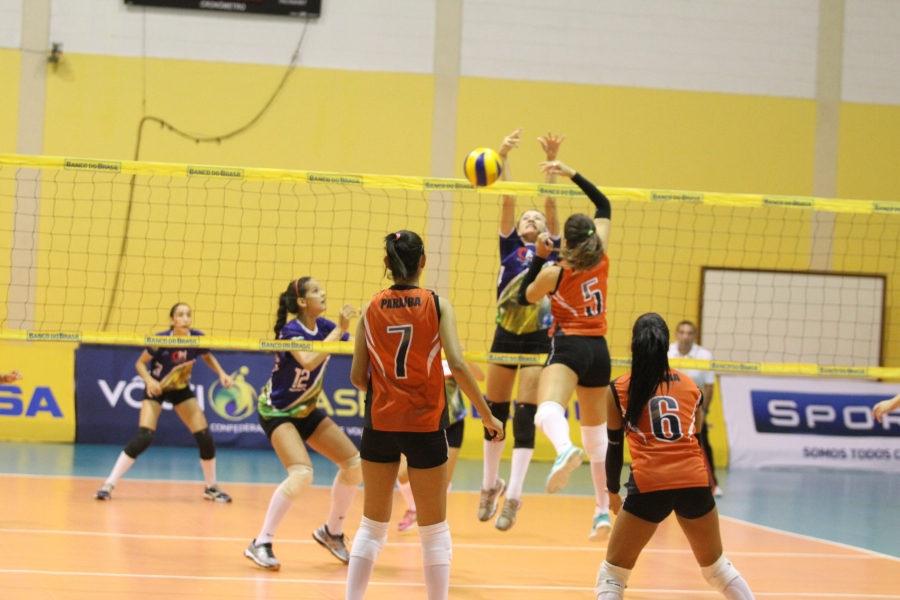 Saquarema (RJ) - CBS - Juvenil feminino - 1ª Divisão - 17/03/16