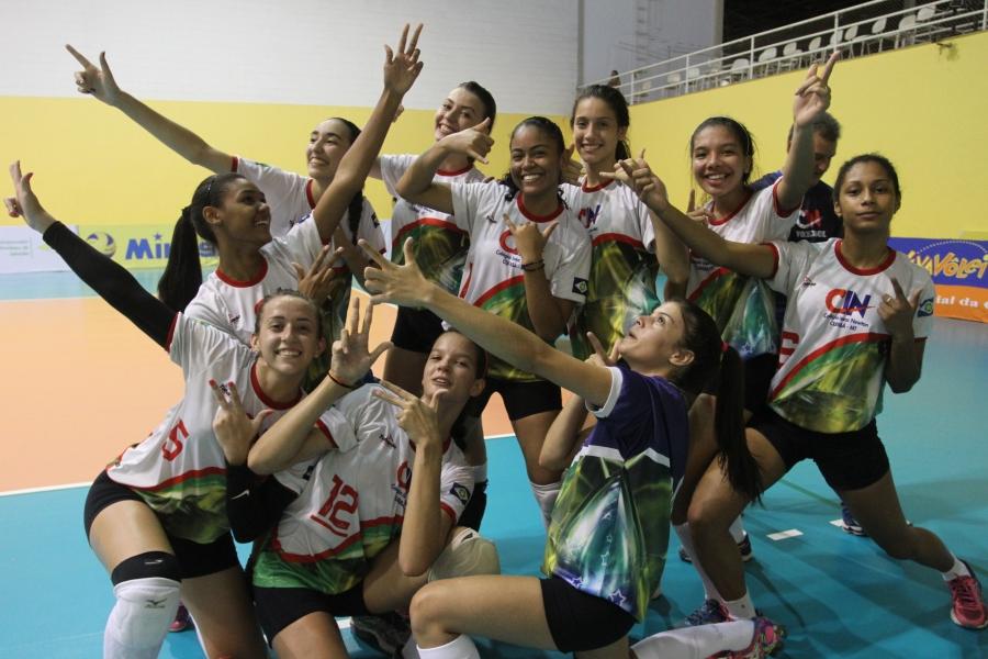 Saquarema (RJ) - CBS - Juvenil feminino - 1ª Divisão - 18/03/16