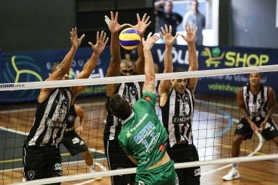 Rio de Janeiro (RJ) - 07.01.2017 - Superliga B - Botafogo x ASPMA/Araucária/Berneck