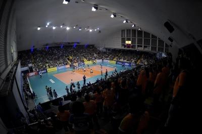 Rio de Janeiro (RJ) - 07.04.2017 - Superliga feminina - Rexona-Sesc x Camponesa/Minas