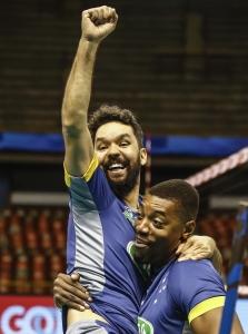 Belo Horizonte (MG) - 05.05.2017 - Superliga masculina - Treino Sada Cruzeiro
