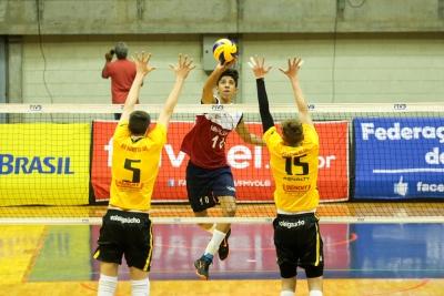 Campeonato Brasileiro de Seleções Sub-18 masculino
