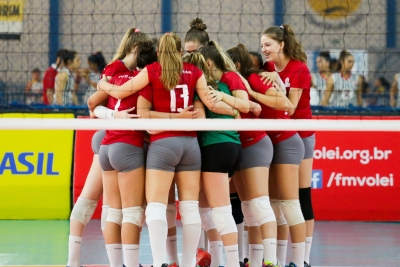 Uberlândia (MG) - 23.05.2017 - Campeonato Brasileiro de Seleções Feminino - Sub 17