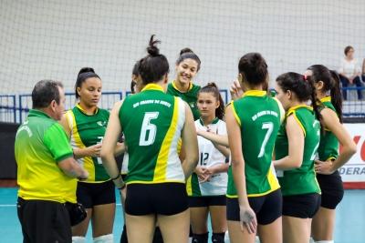 Uberlândia (MG) - 27.05.2017 - CBS Sub-17 Feminino Divisão Especial