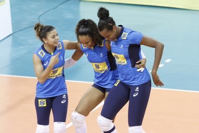 Belém (PA) - 31.05.17 - Treinamento da seleção feminina
