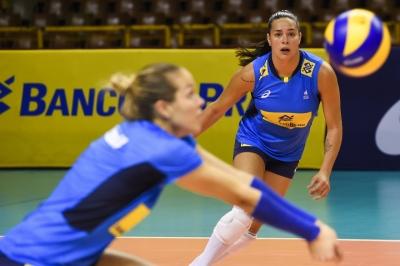 Belo Horizonte (MG) - 26.06.2017 - Treino da seleção feminina