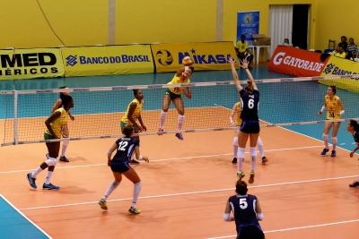Saquarema (RJ) - 13.08.2017 - Torneio Internacional - Brasil x Itália