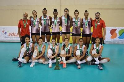 São Sebastião do Paraíso (MG) - 06.10.2017 - CBS Sub 19 Divisão Especial