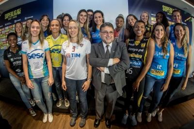 Lançamento Superliga 2017-2018