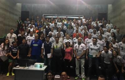 Fortaleza (CE) - 11.10.2017 - Seminário Interdisciplinar de Voleibol