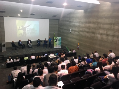 Fortaleza (CE) - 12.10.2017 - Seminário Interdisciplinar de Voleibol