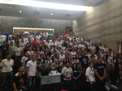 Fortaleza (CE) - 13.10.2017 - Seminário Interdisciplinar de Voleibol