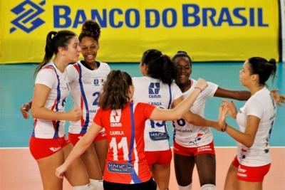 Curitiba (PR) - 27.03.2018 - CBS Sub-16 Feminino