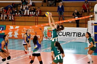 Curitiba (PR) - 26.03.2018 - CBS Sub-16 Feminino