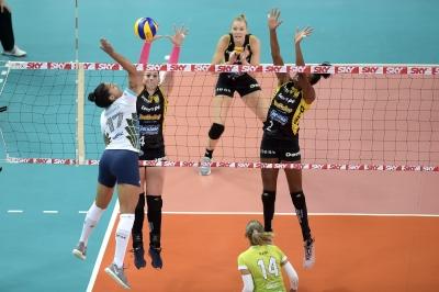 Rio de Janeiro (RJ) - 15.04.2018 - Final Superliga Cimed Feminina