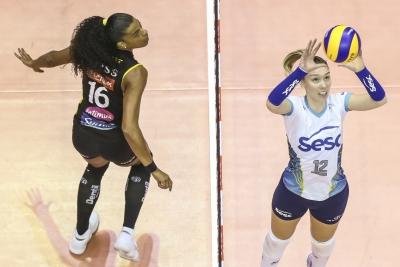 Uberlândia (MG) - 22.04.2018 - Final Superliga Cimed Feminina