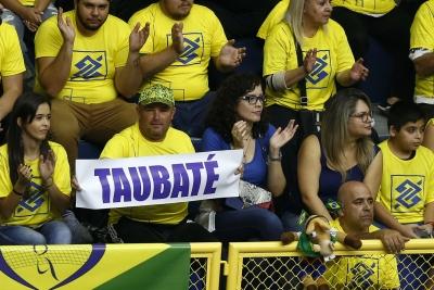Taubaté (SP) - 15.05.2018 - Amistoso mascuulino - Brasil x China