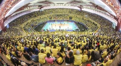 Goiânia (GO) - 03.06.2018 - Liga das Nações - Brasil x Estados Unidos