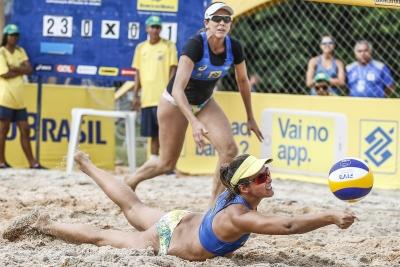 São Luis (MA) - 27.01.2019 - Circuito Brasileiro Open Torneio Feminino