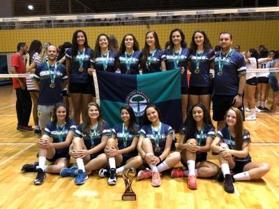 Saquarema (RJ) - 24.02.2019 - Campeonato Brasileiro de Seleções (CBS) Divisão Especial feminino