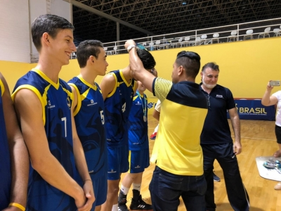 Saquarema (RJ) - 16.03.2019 - CBS sub-19 masculino Primeira Divisão