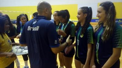 Saquarema (RJ) - 24.03.2019 - CBS sub-16 feminino Primeira Divisão