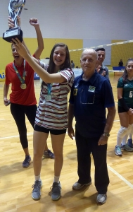 Saquarema (RJ) - 24.03.2019 - CBS sub-16 feminino Divisão Especial